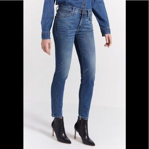 Current/Elliott The Stiletto Canal skinny jeans